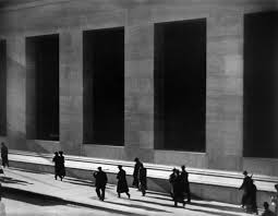 Paul Strand, Wall Street, New York, 1915